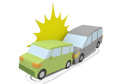 交通事故の注意点